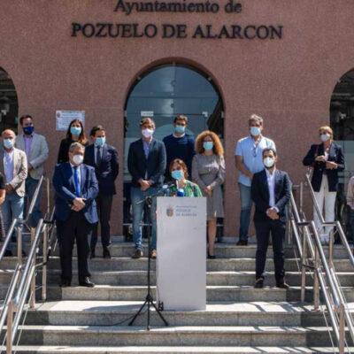 CRIMEN MACHISTA EN POZUELO DE ALARCÓN (MADRID)