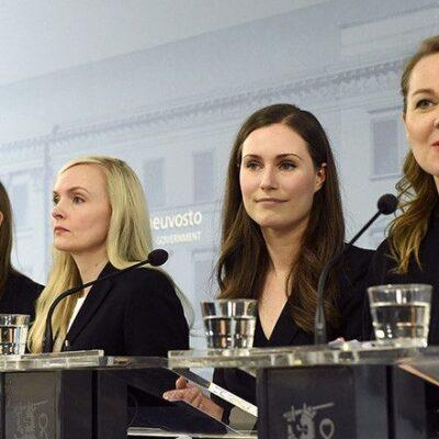 Finlandia: Las mujeres lideran la mejor gestión de la pandemia