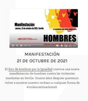 HOMBRES POR LA IGUALDAD, LA ASIGNATURA PENDIENTE DEL FEMINISMO